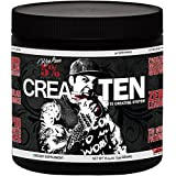 Reich Piana 5% Nutrition CreaTEN 10 Creatine System (Fruit Punch) 8.14oz (231 Grams) 30 Servings