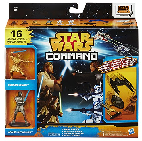 (Star Wars Command Final Battle Set)