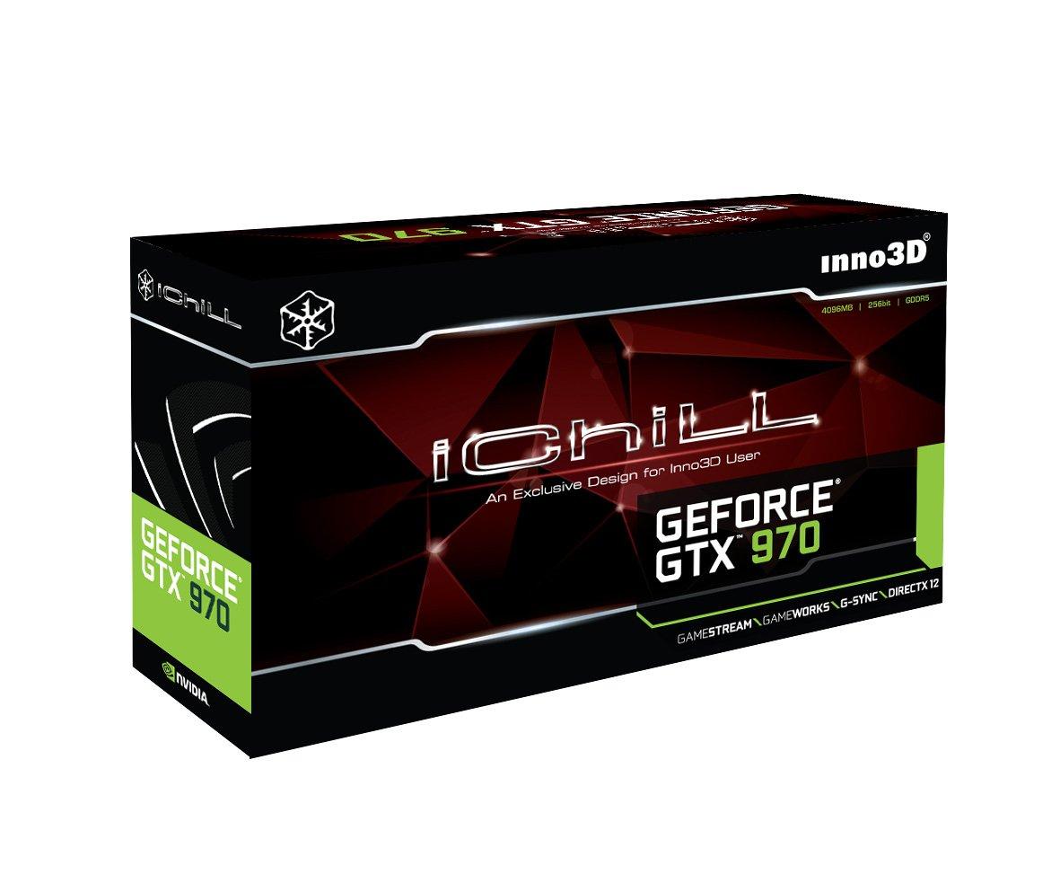 Inno3D C97V-1SDN-M5DNX NVIDIA GeForce GTX 970 4GB - Tarjeta ...