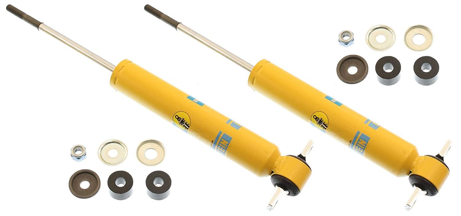New Bilstein Front Rear Shocks For 63 82 Chevy Electronics Gt Circuit Components Optoelectronics Corvette C2 C3 46mm Shock Absorbers 1963 1964 1965 1966 1967 1968 1969 1970 1971 1972 1973