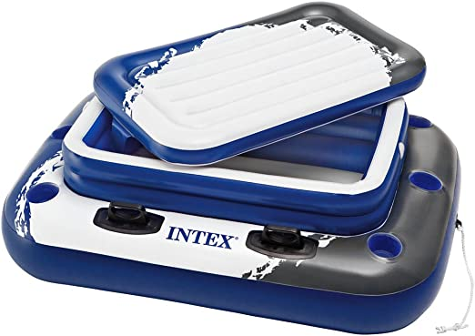 Intex 58821NP - Nevera hinchable y flotante 122 x 97 cm: Amazon.es ...