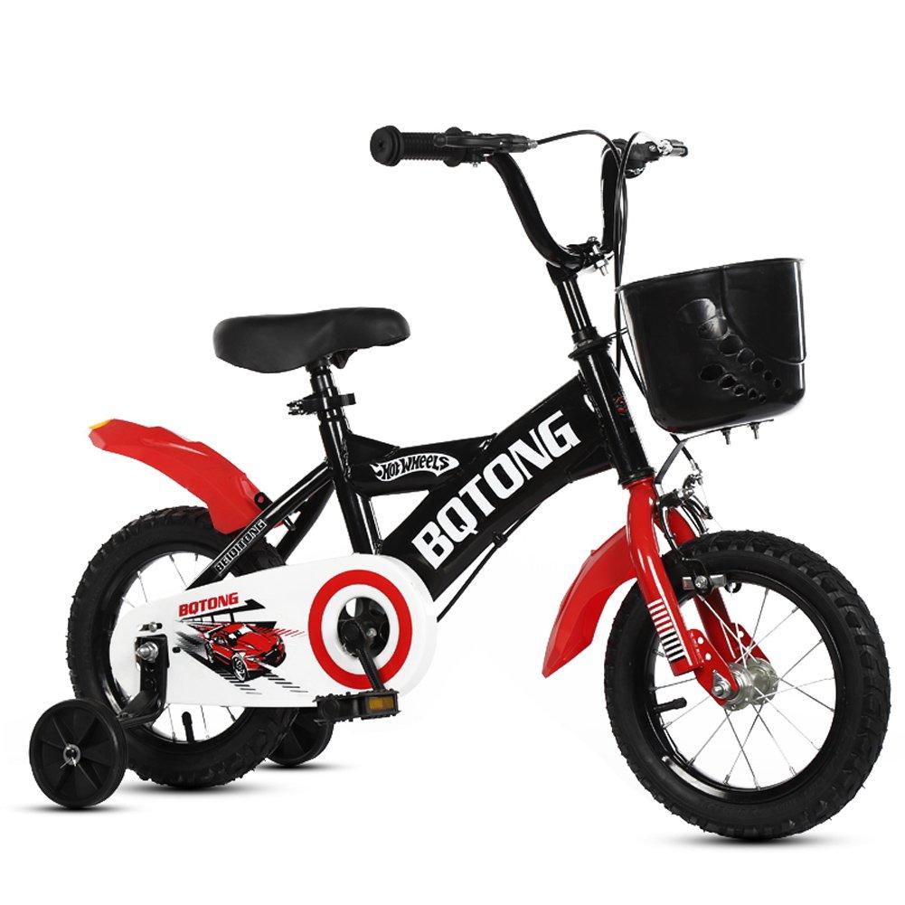 買い保障できる CHS@ 子供の自転車のバイクのバイク2-4-6歳のサイクリング12-14-16-18インチの男の子と女の子の赤ちゃんキャリッジ B07PZKPV29 子ども用自転車 : (サイズ さいず : 16