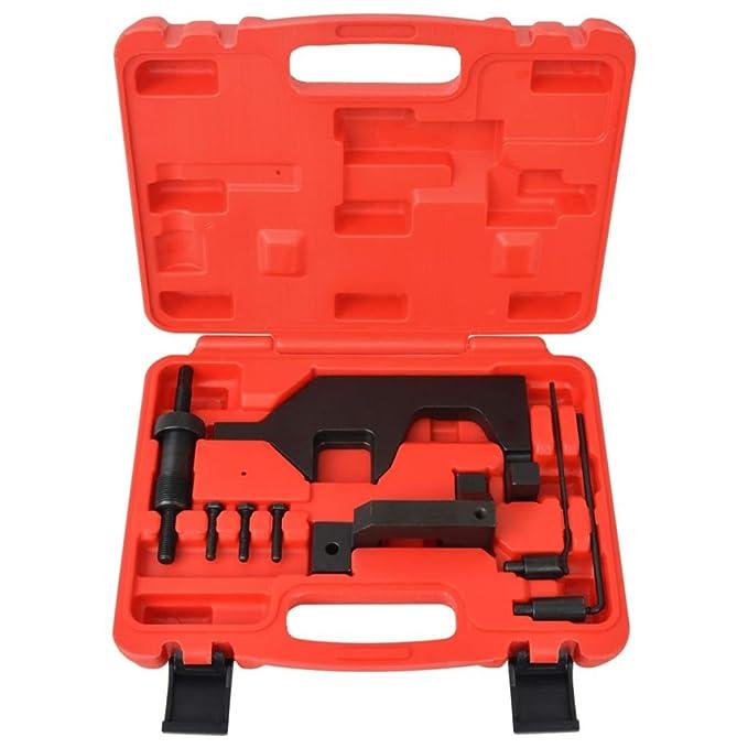 vidaXL Kit 8 Piezas de Herramientas Sincronización para Motor BMW Mini N13 N18: Amazon.es: Coche y moto
