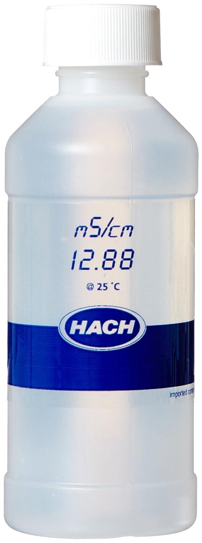 Hach Lzw972099 Conductivity Standard 1288 Mscm Certificate