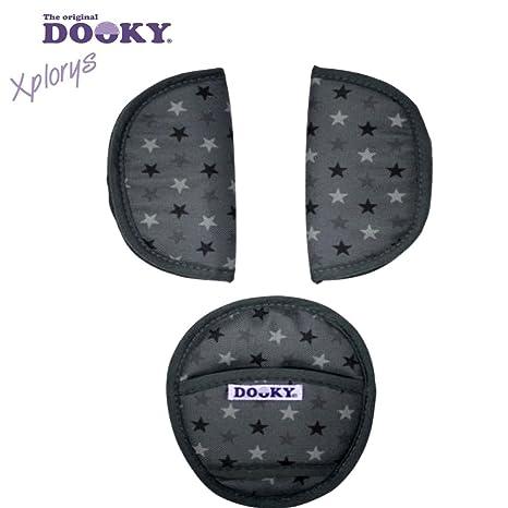 Original DOOKY PADS ** 3 x Almohadillas de cinturón de seguridad ...