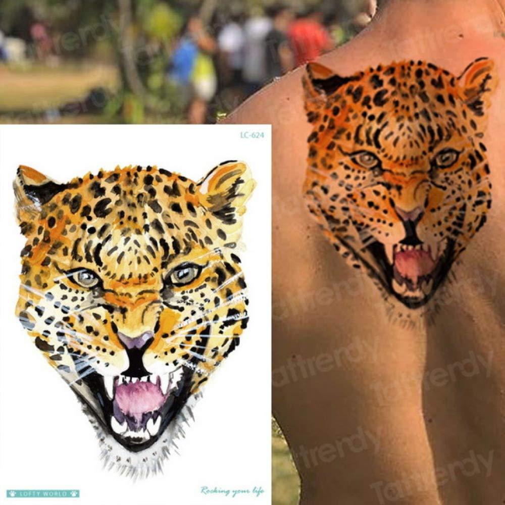 adgkitb 3 Piezas Tatuaje Temporal Mangas de Brazo Pegatinas de ...