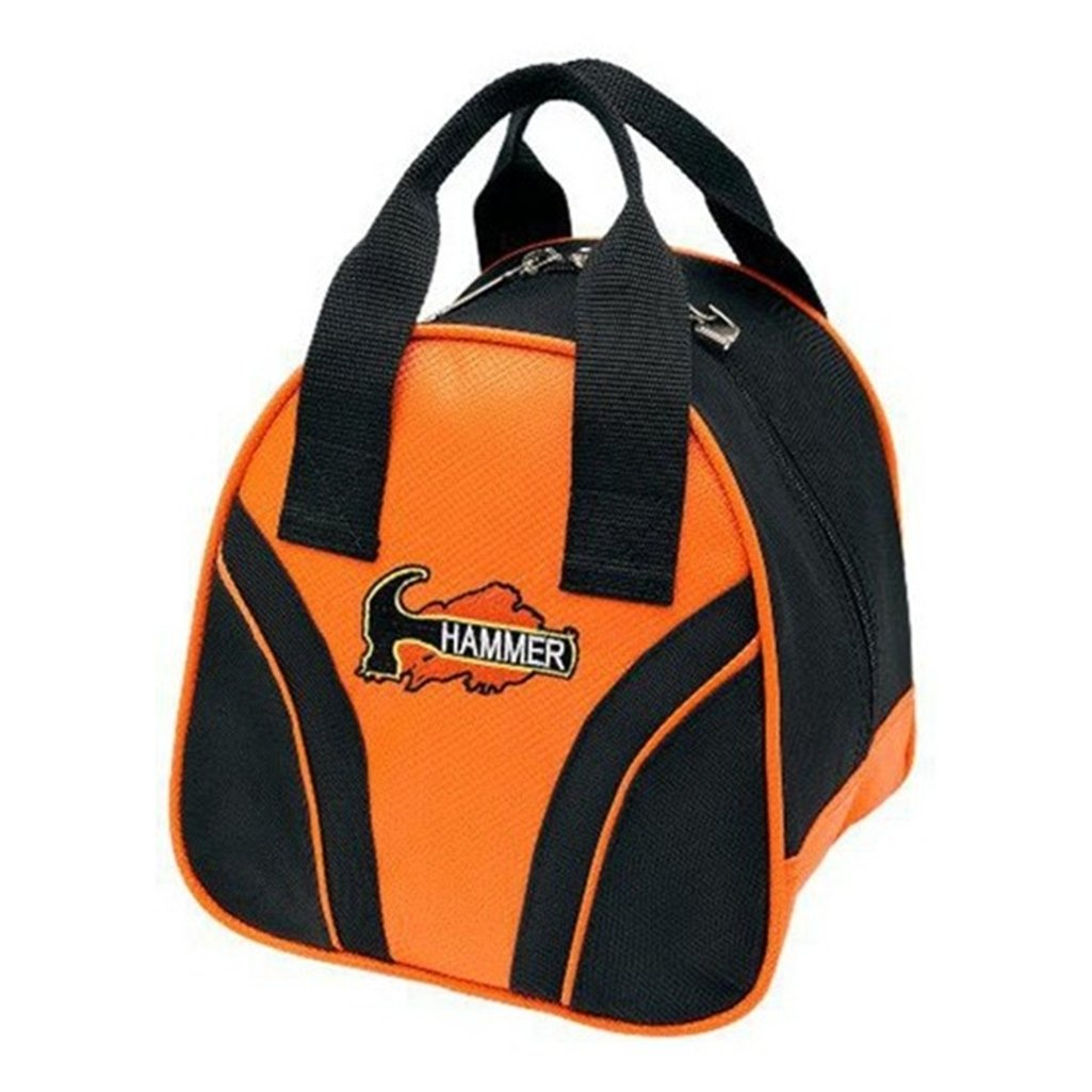 Hammer Plus 1 Bowling Bag- Orange/Black () by Hammer Bowling Products
