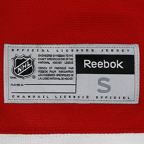 Reebok Chris Chelios Detroit Red Wings Home Jersey
