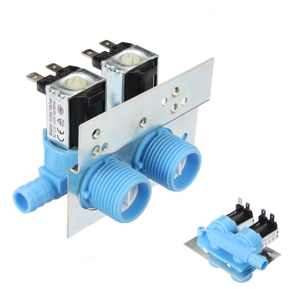 MAYITOP Water Inlet Valve for Whirlpool Kenmore Washer Washing Machine 285805 W10110517 292197