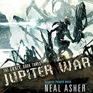Jupiter War Audiobook