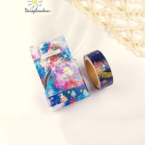 Masking Tape Yellow Bunny School Supplies Cartoon Decorative Adhesive Tapes