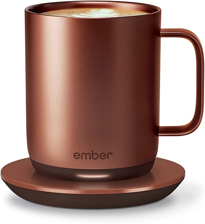 This Temperature Controlled Smart Mug