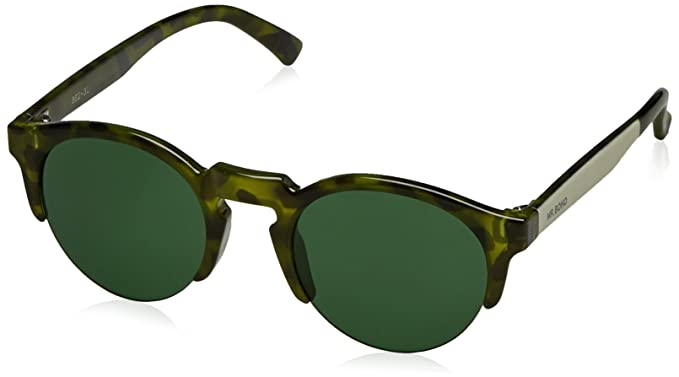 MR.BOHO, Monochrome green born - Gafas De Sol unisex color verde, talla