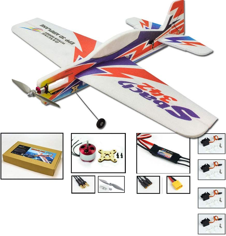 GoolRC E1904 EPP RC Airplane Unassembled PNP Version DIY Flying Model Eagle Plane 1430mm Electric Powered Aircraft