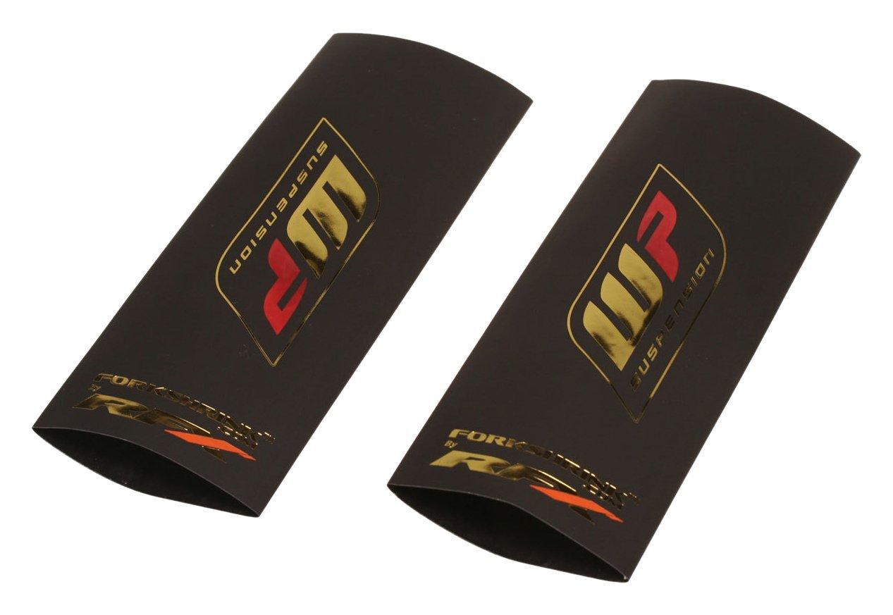 RFX fxfg 50000 55 GD forkshrink oberen Gabel Guard Universal 125– 525 CC, Gold Race FX FXFG 50000 55GD