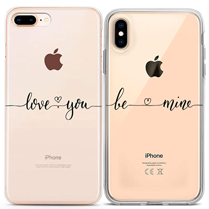d62220265cd6b Amazon.com  Lex Altern Matching iPhone Silicone Cover Xs Max Xr X 10 ...