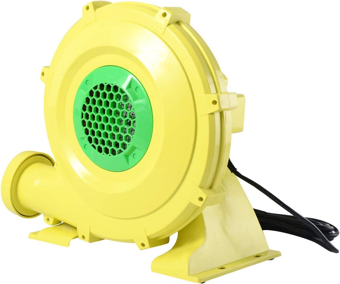 Amazon.com: HONEY JOY - Ventilador de aire 950 W 1,25 HP ...