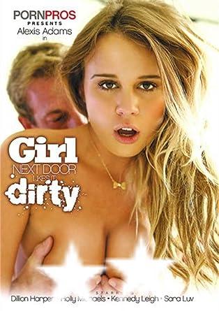 Girl Next Door Likes It Dirty Porn Pros Dvd Dvd