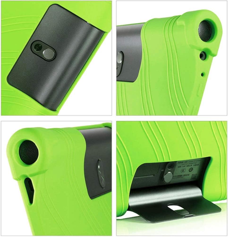 Silicona Suave Soporte Bolsa Ligero Caucho Fundas Blandas Protector para Lenovo Yoga Smart Tab//Yoga Tab 5 YT-X705F 10.1 Pulgada 2019 Tablet ORANXIN Funda para Lenovo Yoga Smart Tab//Yoga Tab 5