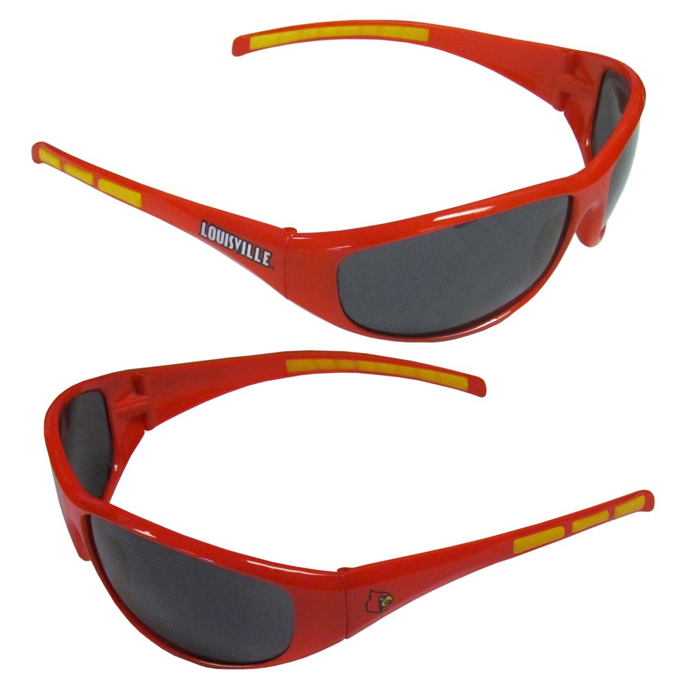 Siskiyou Louisville Cardinals Wrap Sunglasses