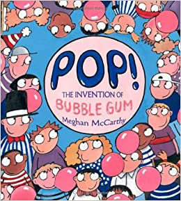 Image result for pop the invention of bubble gum