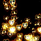 5 GloFX Heart Effect Paper Diffraction Glasses [5