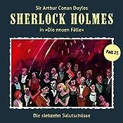 Die siebzehn Salutschüsse (Sherlock Holmes - Die neuen Fälle 25) | Andreas Masuth