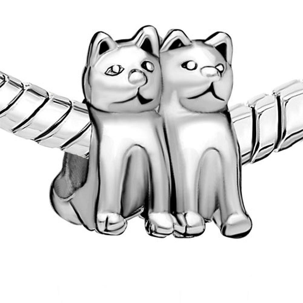 0508fd2b6 norway pandora charms cat zoom b7050 dd052