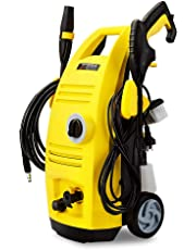 Jet-USA RX525 3200PSI Electric High Pressure Washer Cleaner, 5 Metre Hose, Includes 5 Attachments
