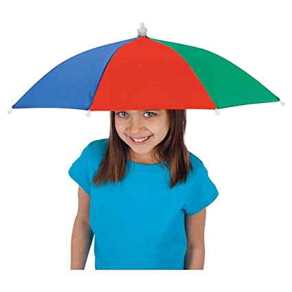 Amazon.com  Rhode Island Novelty Amazing Umbrella Hat a3c26fda091b