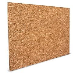 ELMERS Cork Foam Boards, 20 X 30