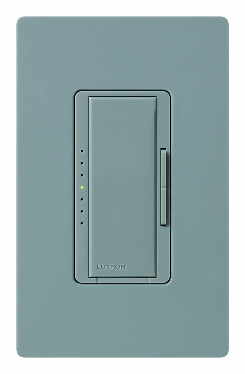 Lutron MAF-6AM-WH Maestro 6-Amp Multi-Location/Single Pole 3-Wire ...