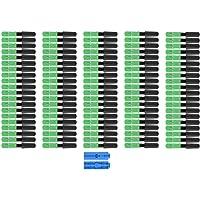 100pcs SC/APC Embedded Optic Conector de fibra óptica