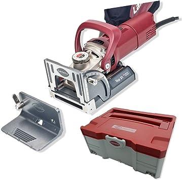 Lamello Top 21 Nutfräsmaschine im Systainer