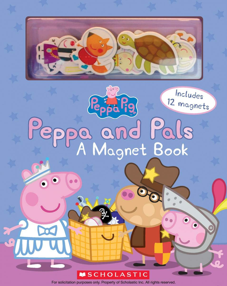 Peppa and Pals: A Magnet Book With Magnet s Peppa Pig: Amazon.es: Eone: Libros en idiomas extranjeros