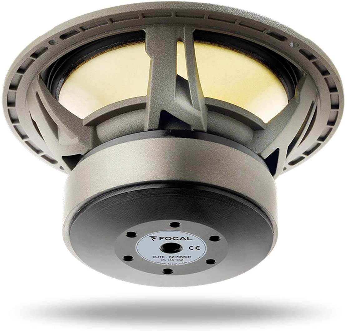 Focal ES 165 KX2 K2: Best 2-Way Component Speaker System