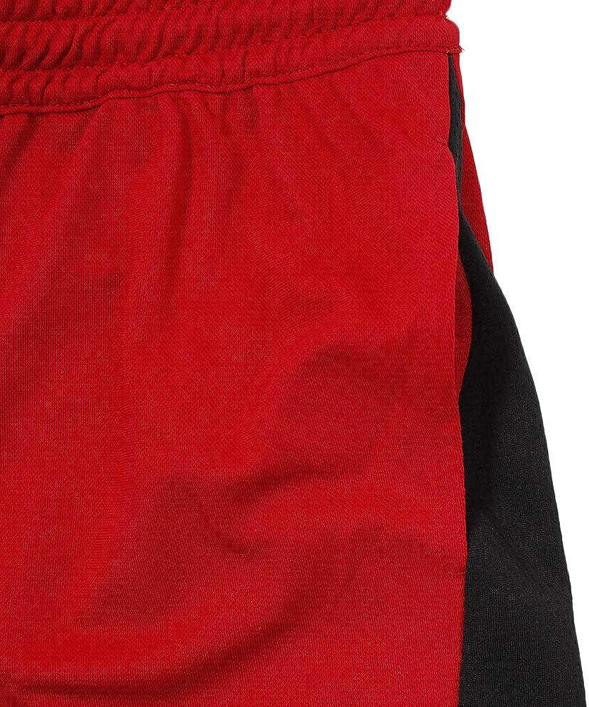 Nike Bermuda Bambino Jordan Rosso