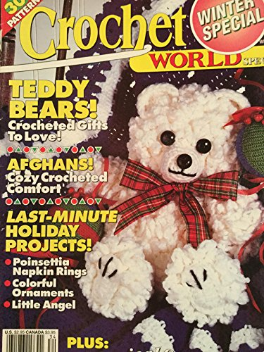Crochet World Magazine Winter 1993 Special -