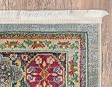 Unique Loom Baracoa Collection Bright Tones Vintage
