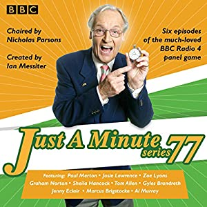 Just a Minute: Series 77 Audiobook