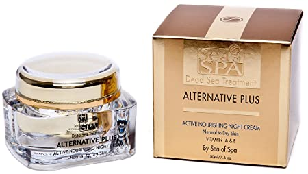 Sea of Spa Alternative Plus – Night Cream, 7.6-Ounce
