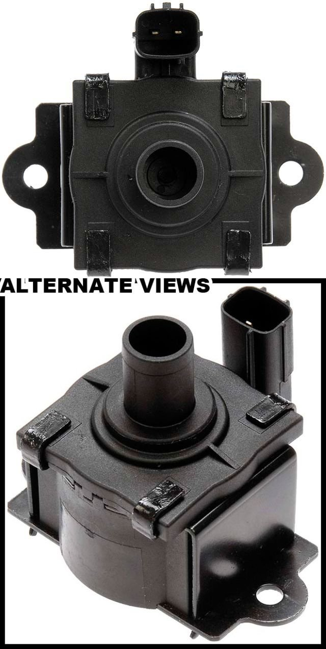 APDTY 022873 Evap Emission Charcoal Canister Shut-Off Valve Fits 2004 Acura RL, 2002-2004 Acura RSX, 2002-2004 Honda CR-V, & 2001-2005 Honda Civic (Replaces 17310S5AL31, 17310-S5A-L31)