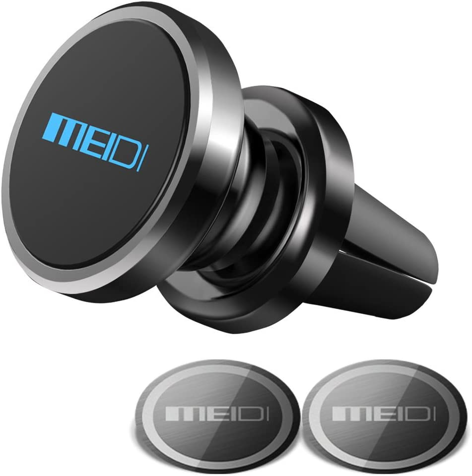 best phone holder for round air vents, MEIDI cell phone mount for circular air vents