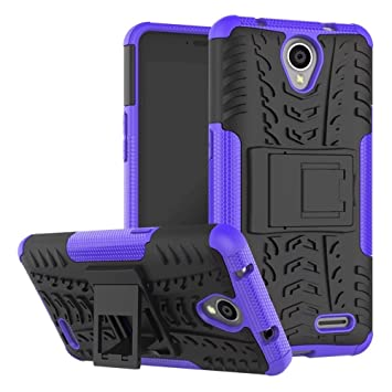 timeless design 659ea d99f0 SMTR ZTE Maven 2 / ZTE Z831 Case Built-in Kickstand: Amazon.co.uk ...