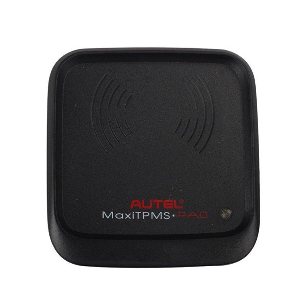 Appareil accessoire de programmation de capteur de surveillance de la pression des pneus MaxiTPMS PAD de Autel avec 4 capteurs de pression de pneu