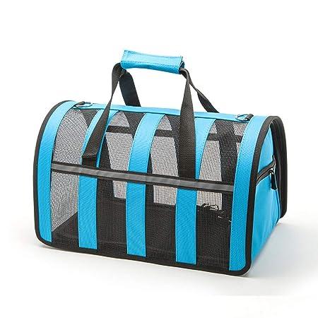 Xiuinserty Bolsa de transporte para gatos, transpirable, bolsa ...