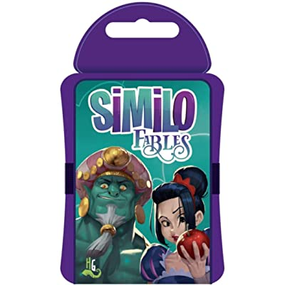 Similo Fables: A Cooperative Deduction Card Game Featuring Characters from Fables: Toys & Games