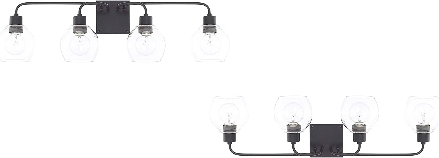 Capital Lighting 120041MB-426 Four Light Vanity – 2 Pack
