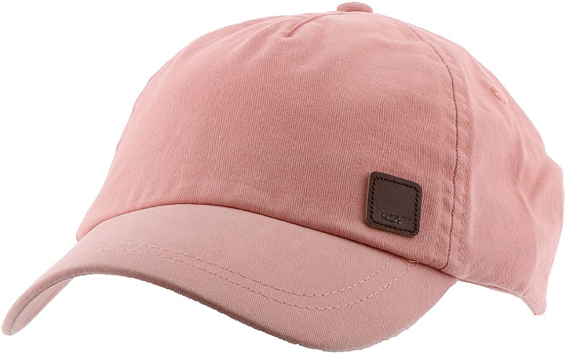 59e6eaf2c9948f Roxy Women's Extra Innings Adjustable Hats, One Size, Mellow Rose at ...