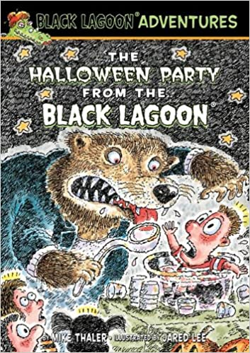 Halloween Party From The Black Lagoon Black Lagoon Adventures